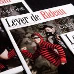 """Lever de Rideau """"Chaperon"""""""